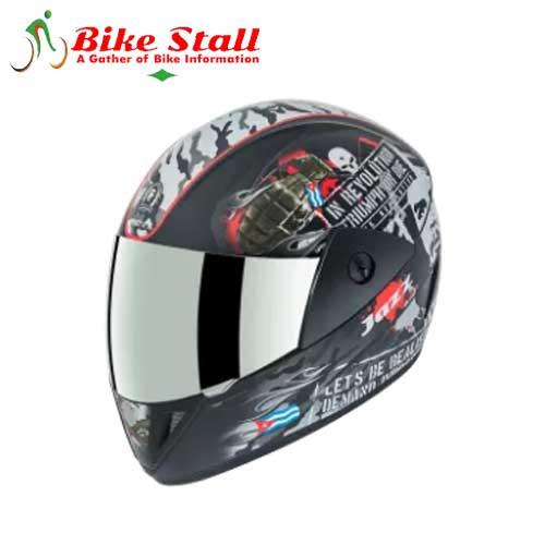 Gliders Jazz Deluxe D4 Full face Helmet (Che)
