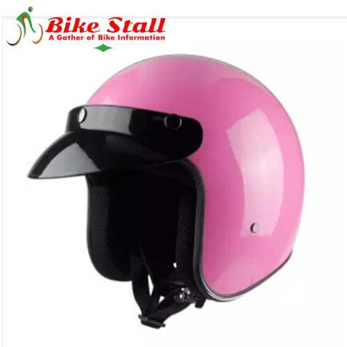 Half Face Abs Open face Classic Dot Helmet JYT