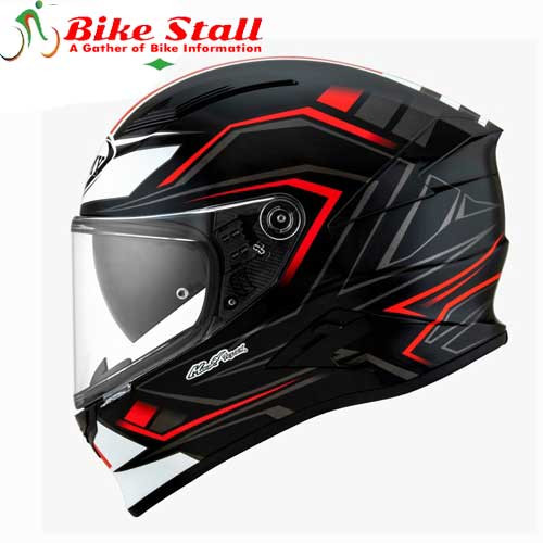 Suomy Speedstar Glow Red Fluo Helmet