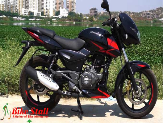 Bajaj Pulsar 150 Twin Disc User Review by Shakib