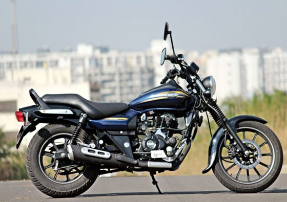 Bajaj Avenger 150 Street Motorcycle User Review