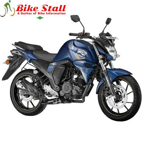 Yamaha FZS FI Double Disc