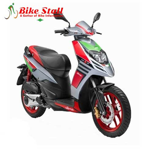 Aprilia SR 150 Race Carbon ABS