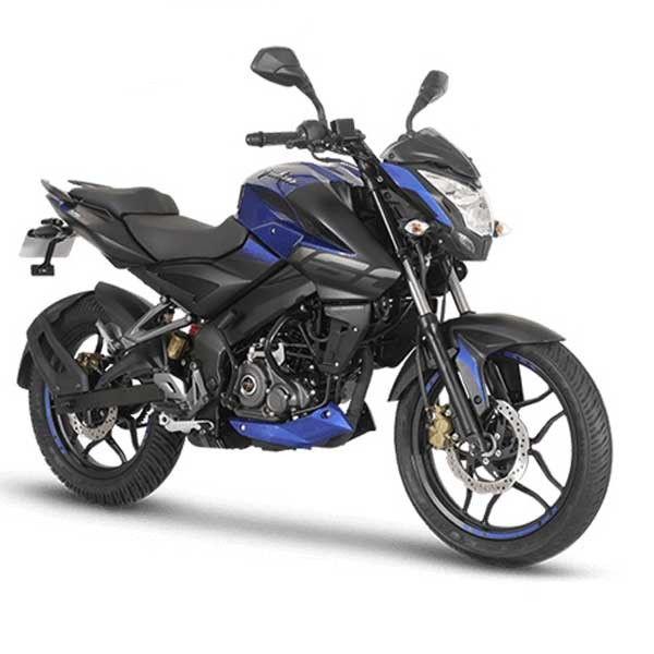 Bajaj Pulsar NS 160 Twin Disc