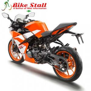 KTM RC 125 Indian
