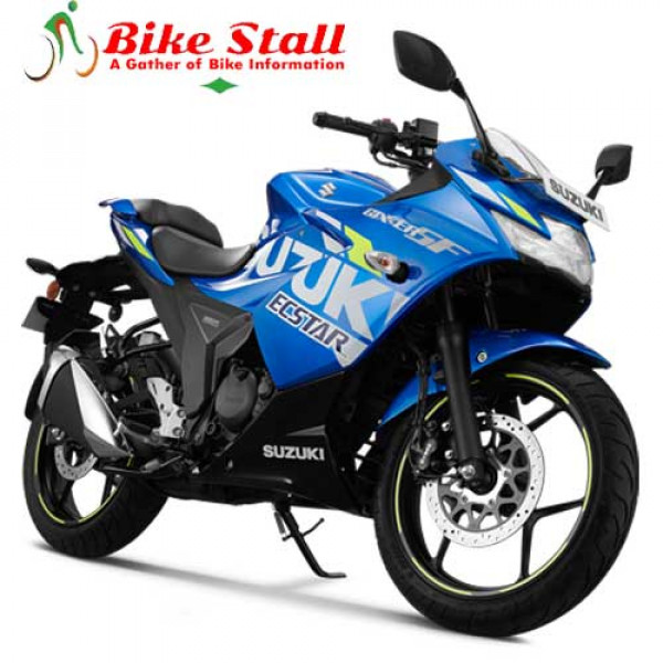 New Gixxer SF Fi ABS
